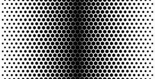 Spada hexes w stylu Mentis Piksel Abstrakcjonistycznej mozaiki tła Gradientowy projekt Abstrakcjonistyczny modnisia tło Obrazy Royalty Free