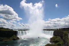 spadać Niagara zdjęcie royalty free