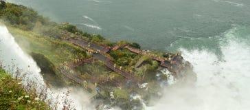 spadać nowy Niagara usa York Fotografia Royalty Free