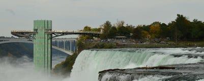 spadać nowy Niagara usa York Zdjęcia Stock