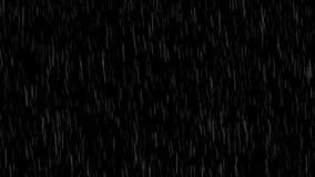 Spada ulewny deszcz narzuty pętli ruchu grafiki tło zdjęcie wideo