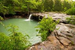 Spada woda Spada w Arkansas Fotografia Stock