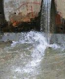 spadać wody Obrazy Royalty Free