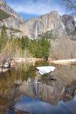 spadać Yosemite Fotografia Royalty Free