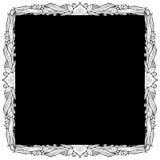 Spade Picture Frame Stock Photos