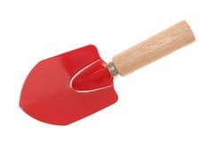 spade (tuinhulpmiddel) Stock Afbeelding