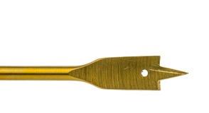 Spade Wood Drill Bit II Royalty Free Stock Image