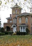 spadek amerykański dom Zdjęcia Royalty Free