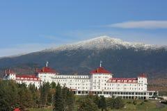 spadek góra Washington Zdjęcia Royalty Free