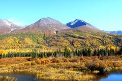spadek góry Zdjęcie Royalty Free
