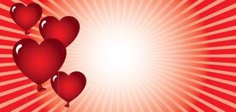 spadek miłość Obraz Royalty Free