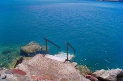 Spadek morze Obrazy Stock