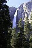 spadek nawadniają Yosemite Fotografia Stock