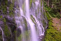 spadek Oregon woda Zdjęcia Royalty Free