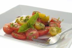 spadek pomidorów obrazy royalty free