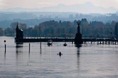 spadek schronienie Konstanz obrazy stock