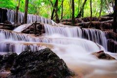 spadek Thailand woda Zdjęcia Royalty Free