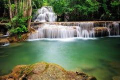 spadek Thailand woda Obrazy Royalty Free