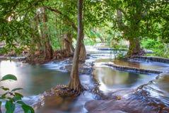 spadek Thailand woda Zdjęcie Royalty Free
