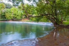 spadek Thailand woda Fotografia Stock