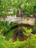 Spadek zatoczki spadki--Tennessee zdjęcia stock