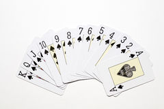Spades Stock Photography