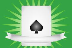 Spades Royalty Free Stock Photography