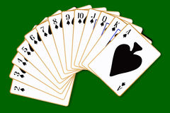 Spades Suit Royalty Free Stock Photo