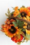 Spadków kwiaty Obrazy Royalty Free