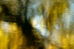 Spadku abstrakt 1 Zdjęcia Royalty Free