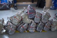spadochron zdjęcie royalty free