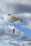 spadochroniarz Obraz Royalty Free