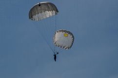 spadochroniarz Zdjęcia Royalty Free