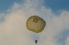spadochroniarz Fotografia Stock
