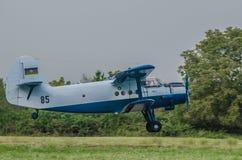 Spadochroniarza ` s samolot Fotografia Royalty Free