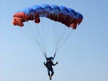 spadochrony Zdjęcie Stock