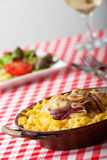 Spaetzle Royalty Free Stock Image