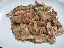 spagethi i asia Royaltyfri Foto
