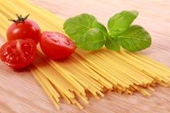 Spagetti 免版税库存照片