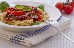 spagetti Στοκ Φωτογραφίες