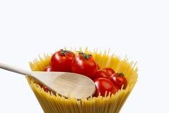 spagetti Royaltyfri Bild