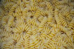 Spagetti en spirale images libres de droits