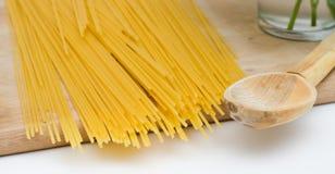 Traditionele Spagetti Royalty-vrije Stock Afbeelding
