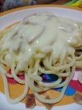 Spagetti стоковое изображение