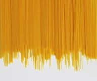 Spagettipasta royaltyfria foton