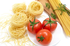spagettitomat Fotografering för Bildbyråer
