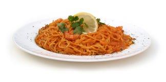 spaghatti Arkivbilder