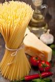 Spaghett Royalty Free Stock Photo