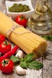 Spaghett Stock Image