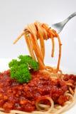 spaghetti 05 serii Zdjęcia Stock